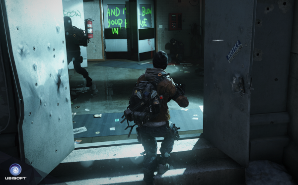 The division - snowdrop engine (3)