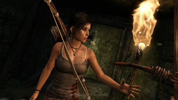 Tomb Raider Playstation 4 VS PC Ultra - JagatPlay (12)