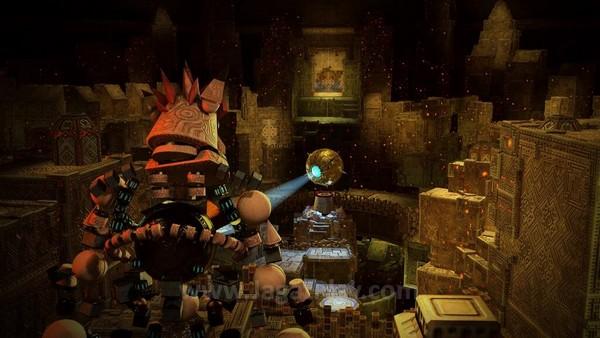 Di luar manusia dan goblin, Knack justru menemukan peradaban yang belum pernah tercatat sebelumnya.