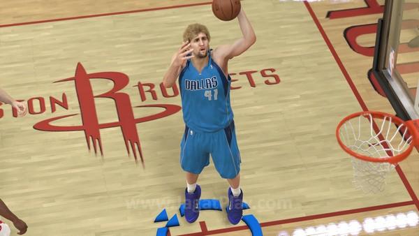 Ada beberapa catatan penting yang cukup disayangkan dari NBA 2K14 versi next-gen ini.