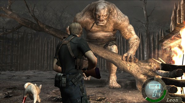re 4 ultimate hd edition