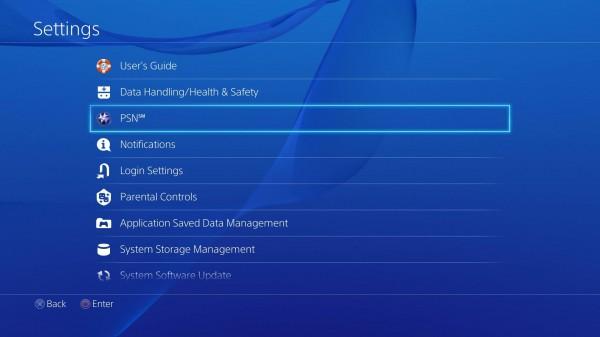 Berbagai menu setting untuk pengaturan yang lebih esensial, termasuk data dan storage, juga mudah dipahami.