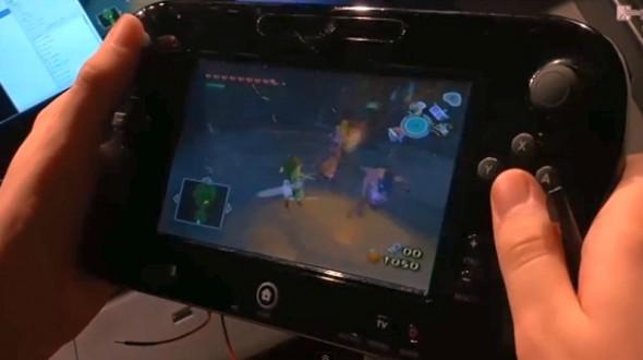 Demonstrasi juga diperlihatkan oleh para hacker ini. Dengan menggunakan Dolphin Emulator, Wind Waker di-streaming dari PC ke GamePad Wii U secara langsung.