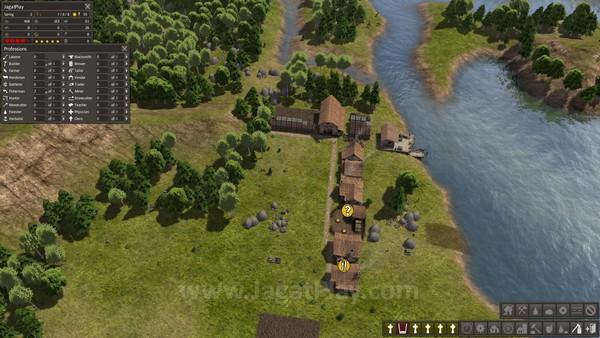 Seperti sebagian besar game bergenre serupa, Anda akan diminta untuk mengumpulkan resource untuk membangun lebih banyak fasilitas dan tentu saja - bertahan hidup.