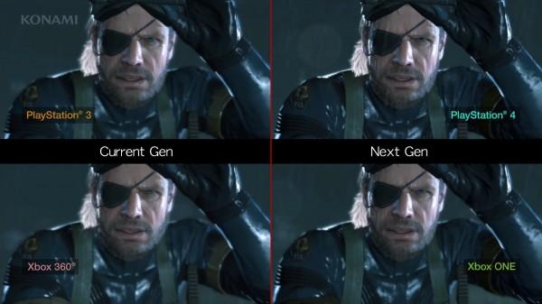 MGS V GZ video compare (1)