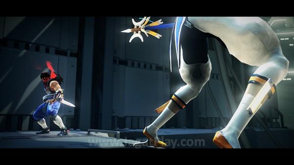 Tidak hanya harus berjuang menghabisi segudang, Strider juga harus berhadapan dengan pasukan elite mereka.