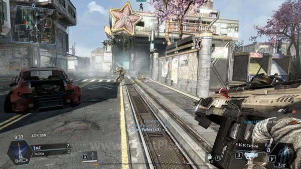 Walaupun hadir dalam format FPS, Titanfall tampil berbeda.