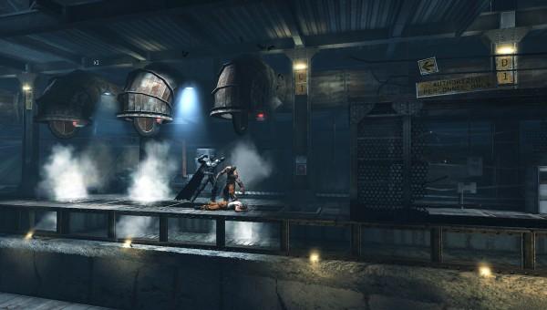 Batman: Arkham Origins Blackgate akan di-port ke PC dan konsol dengan perombakan visual definisi tinggi. Game ini akan meluncur pada 1 April 2014 mendatang.