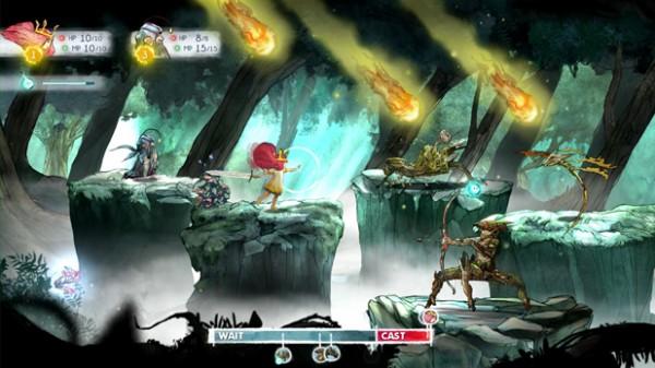 Ubisoft akhirnya mengumumkan tanggal rilis proyek RPG menarik mereka - Child of Light, pada 30 April 2014 mendatang.