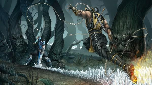 Sutherland - suara baru di balik sosok Snake, mengkonfirmasikan keterlibatannya di proyek game Mortal Kombat terbaru. Sayangnya, tanpa detail ekstra apapun.
