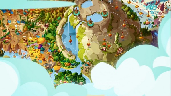 Angry Birds Epic first gameplay (2)