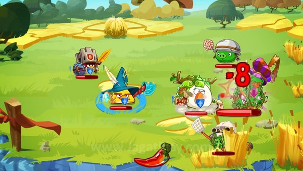 Angry Birds Epic first gameplay (4)