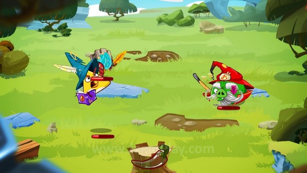 Angry Birds Epic first gameplay (6)
