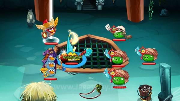 Angry Birds Epic first gameplay (7)