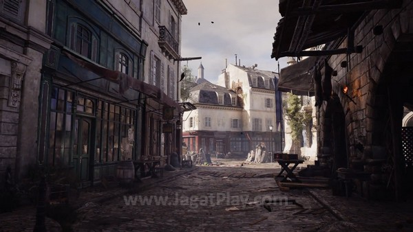 Assassins Creed Unity first teaser (2)
