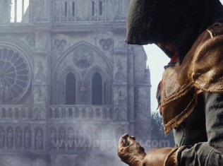 Assassins Creed Unity first teaser 5