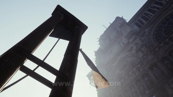 Assassins Creed Unity first teaser (7)