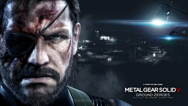 MGS V Ground Zeroes - JagatPlay (1)