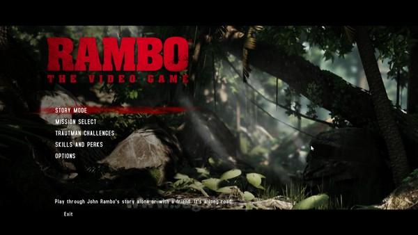 Rambo The Video Game (2)