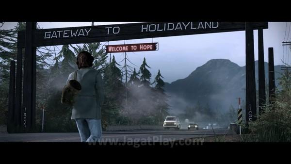 Salah satu scene yang tentu tidak asing lagi bagi para penggemarnya.