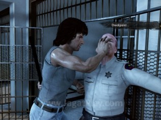 Rambo The Video Game 32