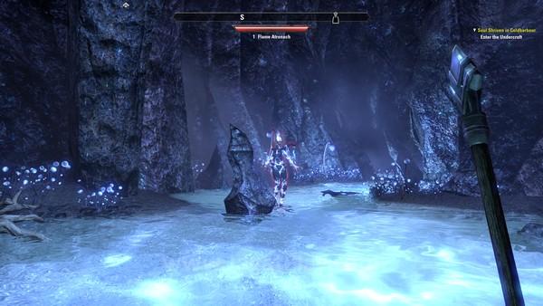 Beberapa mekanik penting yang selama ini menawarkan keunikan pada franchise Elder Scrolls tetap dipertahankan di TESO.