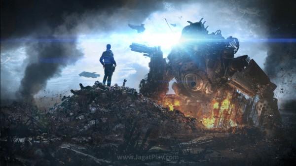 Respawn resmi mengumumkan Titanfall 2. Selain Xbox One dan PC, ia juga akan menuju PS4!