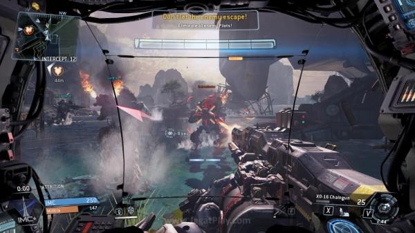 Titanfall kembali menjadi game terlaris di Inggris setelah sempat turun beberapa minggu terakhir. Berkat rilis di Xbox 360, penjualannya naik lebih dari 220 persen.