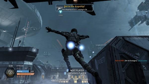 EA melemparkan sinyal yang sama dengan Respawn, mengindikasikan bahwa Titanfall 2 tidak akan lagi eksklusif untuk Microsoft.