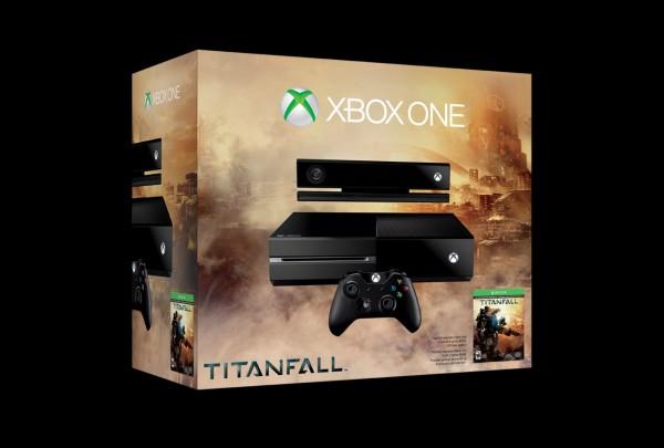 Xbox one bundle titanfall