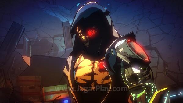 Anda akan berperan sebagai Yaiba Kamikaze - seorang ninja yang berambisi untuk menjadi yang terkuat di dunia.