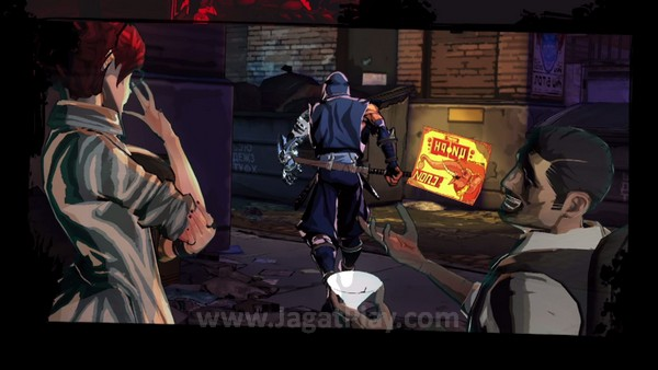 Kesamaan misi inilah yang mendorong Forge dan Yaiba untuk berkolaborasi berburu Ryu.