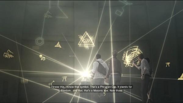 Teaser tentang eksistensi  Assassin's Creed 3 dan Assassin's Creed Unity ternyata sudah dilemparkan sejak ending Brotherhood di tahun 2010.
