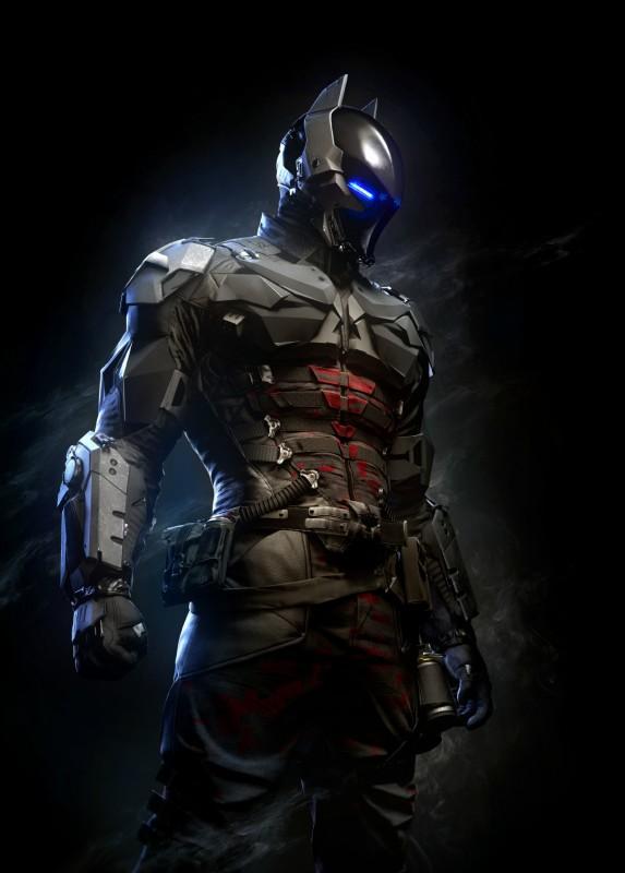 arkham knight antagonist