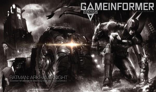 arkham knight gameinformer1