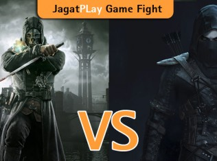 dishonored vs thief