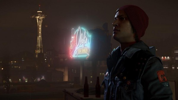 infamous second son lighting1