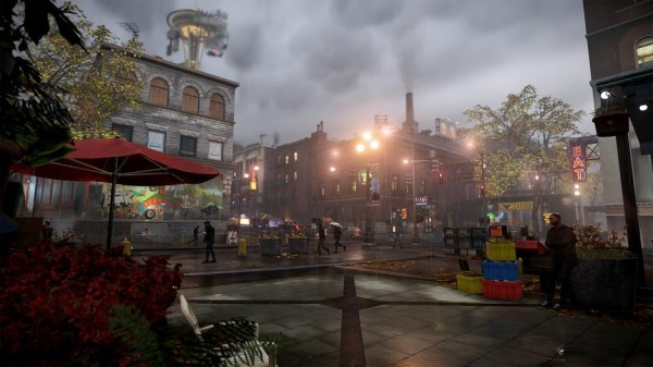 infamous second son lighting4