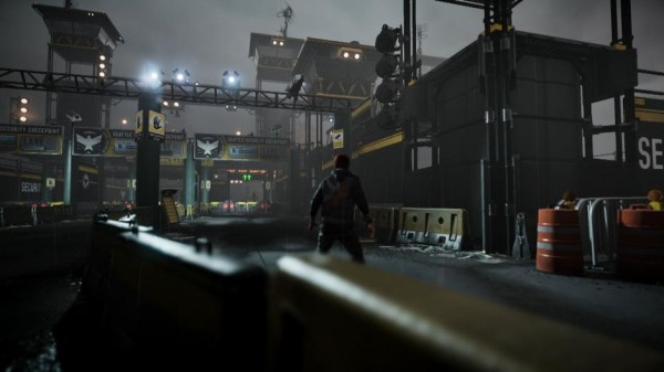 infamous second son lighting5
