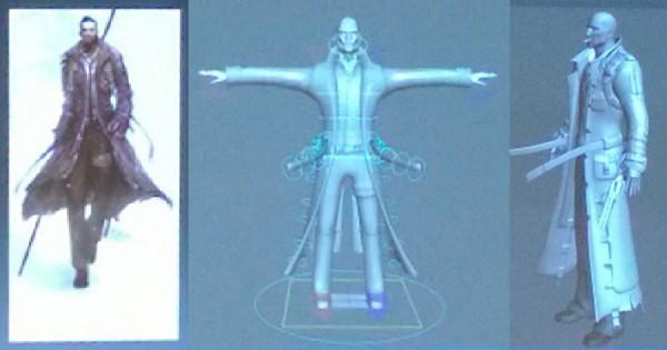 Penampakan pertama karakter game terbaru Epic Games ini memang memperlihatkan ciri ciri yang sama dengan karakter dari demo ikonik mereka - Samaritan Demo.
