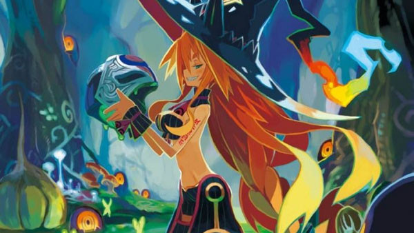 the witch and hundred knights