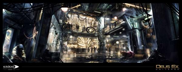 Square Enix mendaftarkan merk dagang untuk Deus Ex: Human Divided. Seri Deus Ex next-gen? Square Enix belum memberikan keterangan resmi apapun.