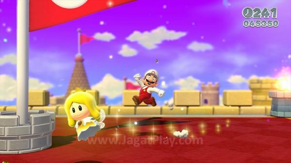 Berusaha menyelamatkan para peri yang diculik oleh Bowser, Mario - Peach - Luigi - dan Toad berpetualang kembali.