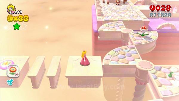 Secara mengejutkan, Super Mario 3D World adalah sebuah game yang cukup