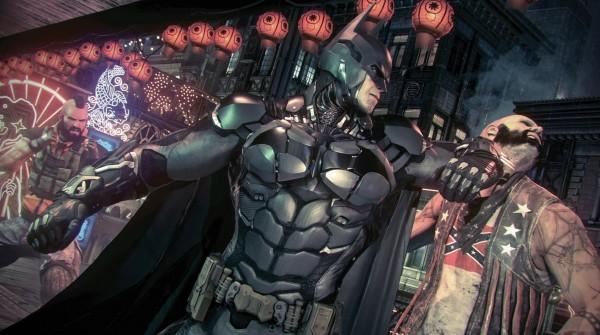 Rocksteady mengkonfirmasikan bahwa demo Arkham Knight yang berjalan di sesi E3 2014 Sony berasal dari versi PC.