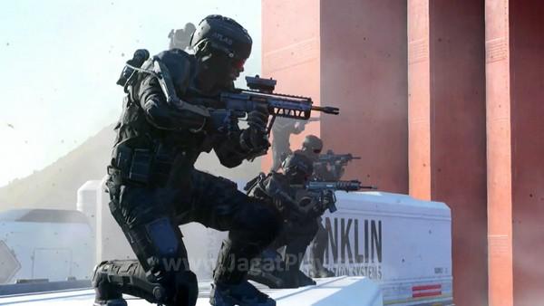 COD - Advanced War announcement trailer (21)
