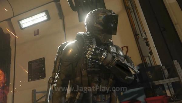 COD - Advanced War announcement trailer (7)