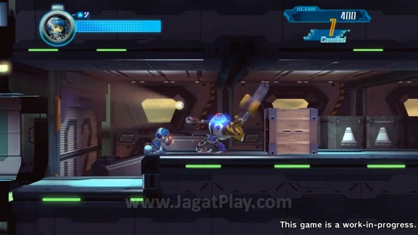Mighty No 9 new gameplay trailer (1)