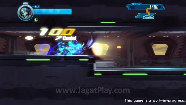 Mighty No 9 new gameplay trailer (2)