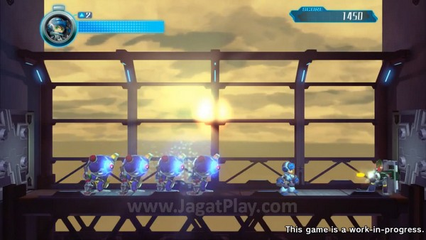 Mighty No 9 new gameplay trailer (3)